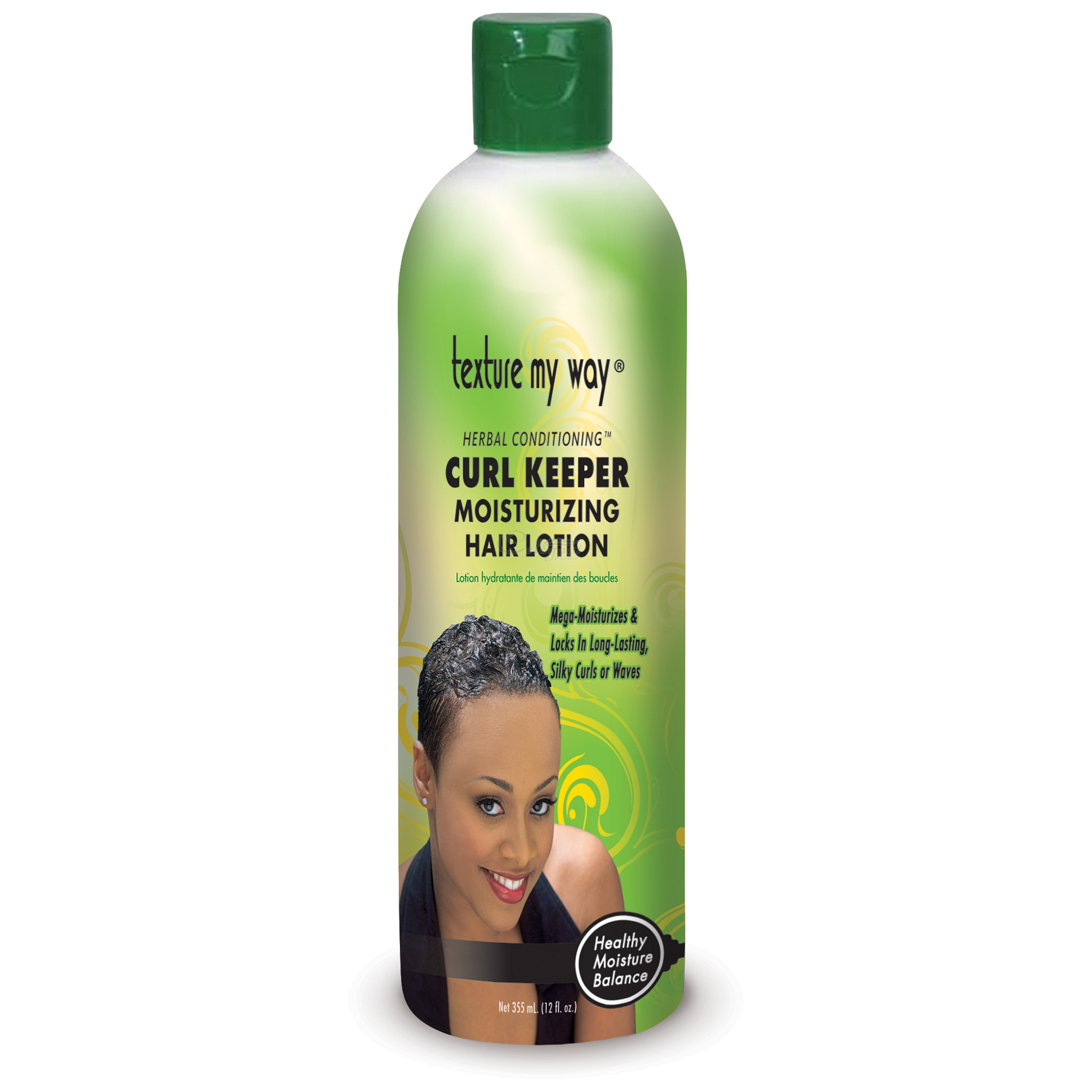 Africa S Best Texture My Way Curl Keeper Moisturizing Hair Lotion 355ml