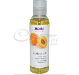Now Foods, Solutions, Apricot Oil, 4 fl oz (118 ml)