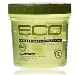 Ecoco Ecostyler Professional Styling Gel with Olive Oil, 235ml