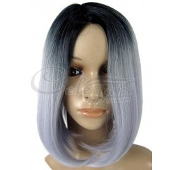Fashion hair wigs synthetic short Bob wig for african american women