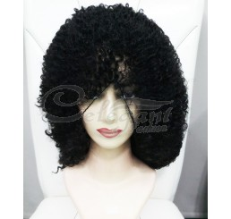 New stylish Jazz wave curly wig for women