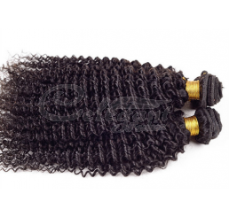 8A Grade Silky Soft and Clean 100% Raw Unprocessed Peruvian kinky curly human hair