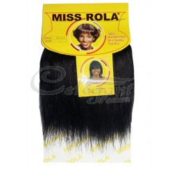 Miss Rola Human Hair 2pcs Straight