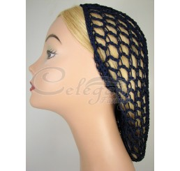 Women Soft Rayon Snood Hair and Crochet Hairnet